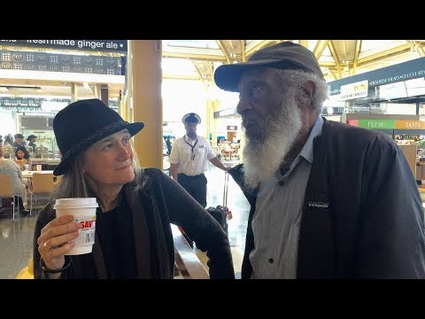 Dick Gregory In His Own Words: Remembering the Pioneering Comedian and Civil Rights Activist