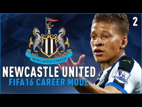 FIFA 16   Newcastle Career Mode S2 Ep2 - TRANSFERS INCOMING!!