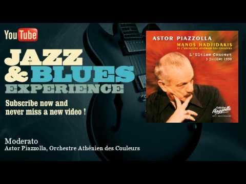 Astor Piazzolla, Orchestre Athénien des Couleurs - Moderato - Concierto para Bandoneón y Orquestra mp3