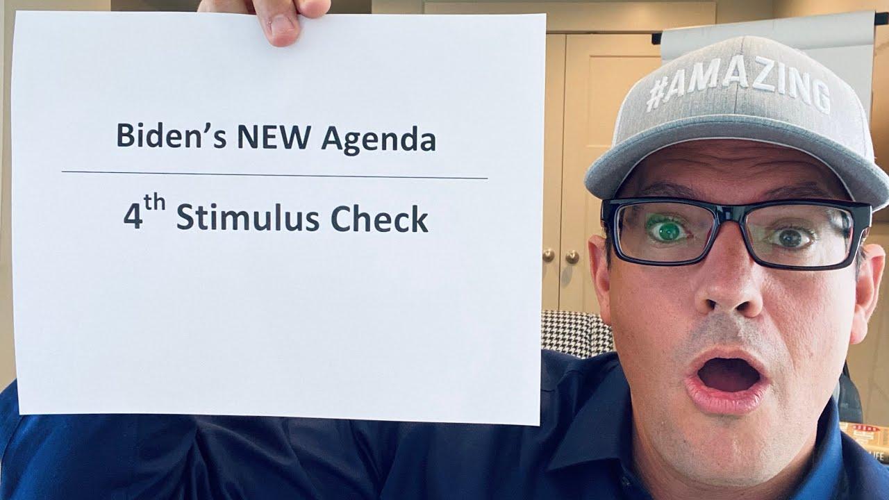 Biden's NEW Agenda Revealed | Fourth Stimulus Check Update | $2500 Stimulus Check DEBUNKED