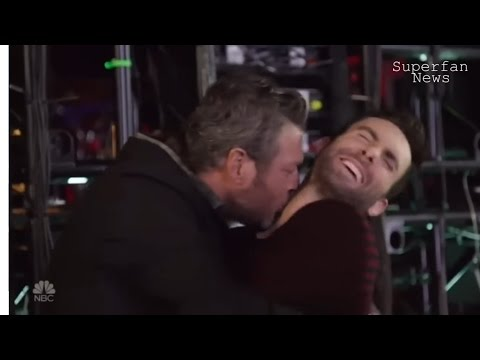 Adam Levine & Blake Shelton (Shevine) | The best moments