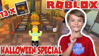 HALLOWEEN SPECIAL 13 ELITE CASE OPENING in ROBLOX ASSASSIN