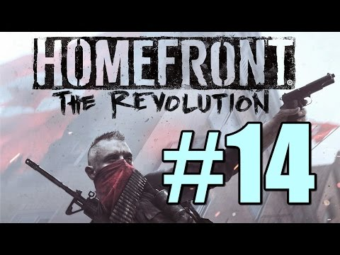 Homefront the Revolution Walkthrough Part 14 Arm the Mob - Hearts & Minds
