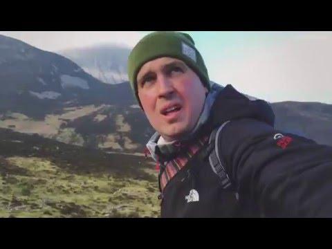 Climbing Croagh Patrick on St. Patrick's Day 2016 [4K]