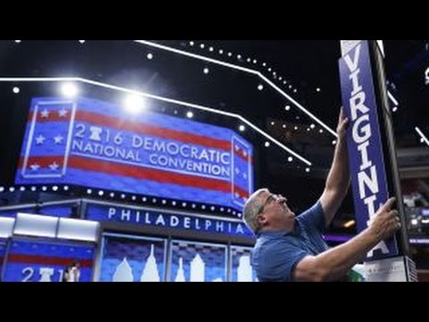 The economic impact of the DNC on Philadelphia