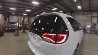 2018 Chrysler Pacifica Limited CT6355 Motor Inn Auto Group