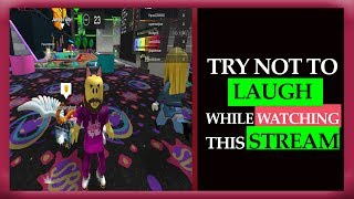 TRY NOT TO LAUGH ROBLOX LIVE STREAM Join our VIP servers