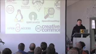 Linus Neumann: Keynote Datenspuren 2015