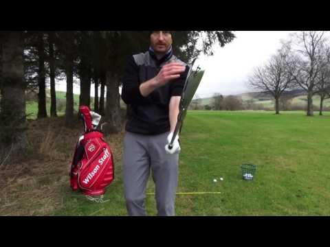 How to grip the golf club - elite level