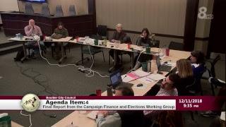 City of Boulder City Council Study Session 12-11-18
