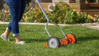 Top 10 Best Push Hand-Reel Lawn Mowers