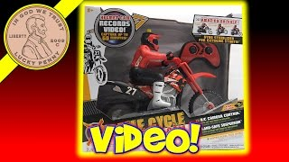 XTreme Cycle Moto-Cam RC Motorcycle
