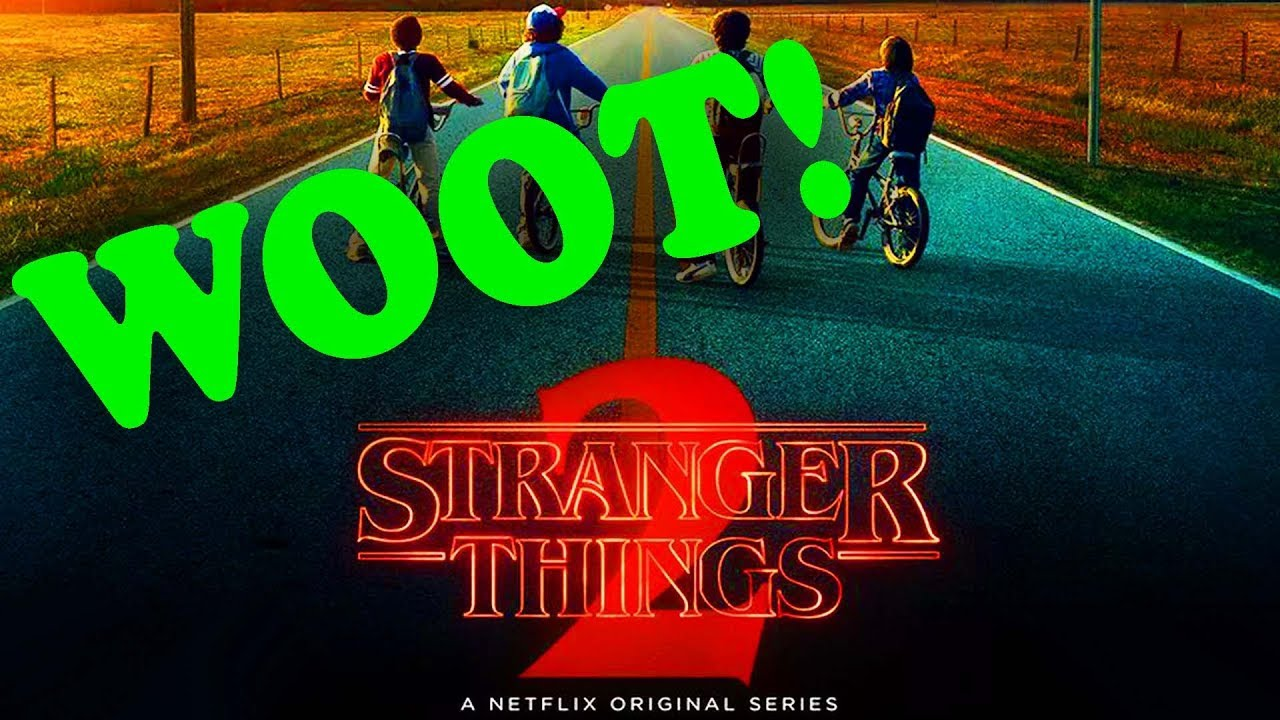 Stranger Things Staffel 2 Bs