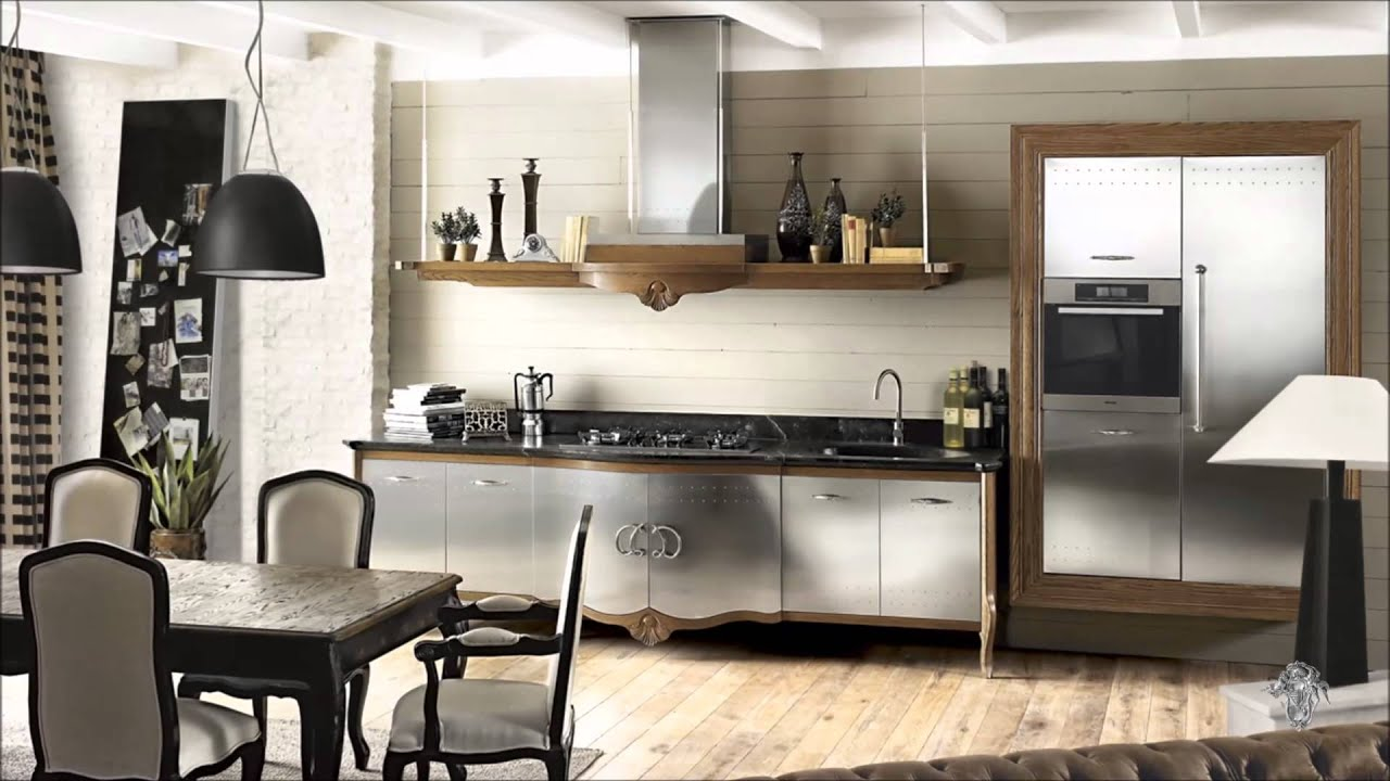 Marchi group 2015 youtube Baker group kitchen design