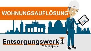 Entsorgungswerk - Wohnunsauflösung in Berlin
