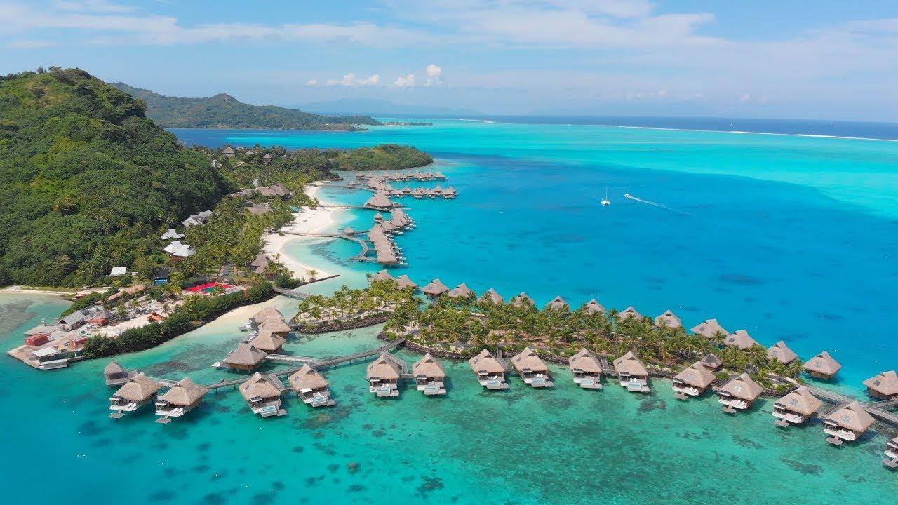 The Best of Bora Bora | French Polynesia (4k) with Jonas ...