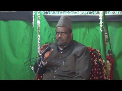 Majlis-e-Aza | Maulana Mehdi Hasan Sahab (Waez) Jalalpuri | 27 Safar Jafrabad Jalalpur 2016