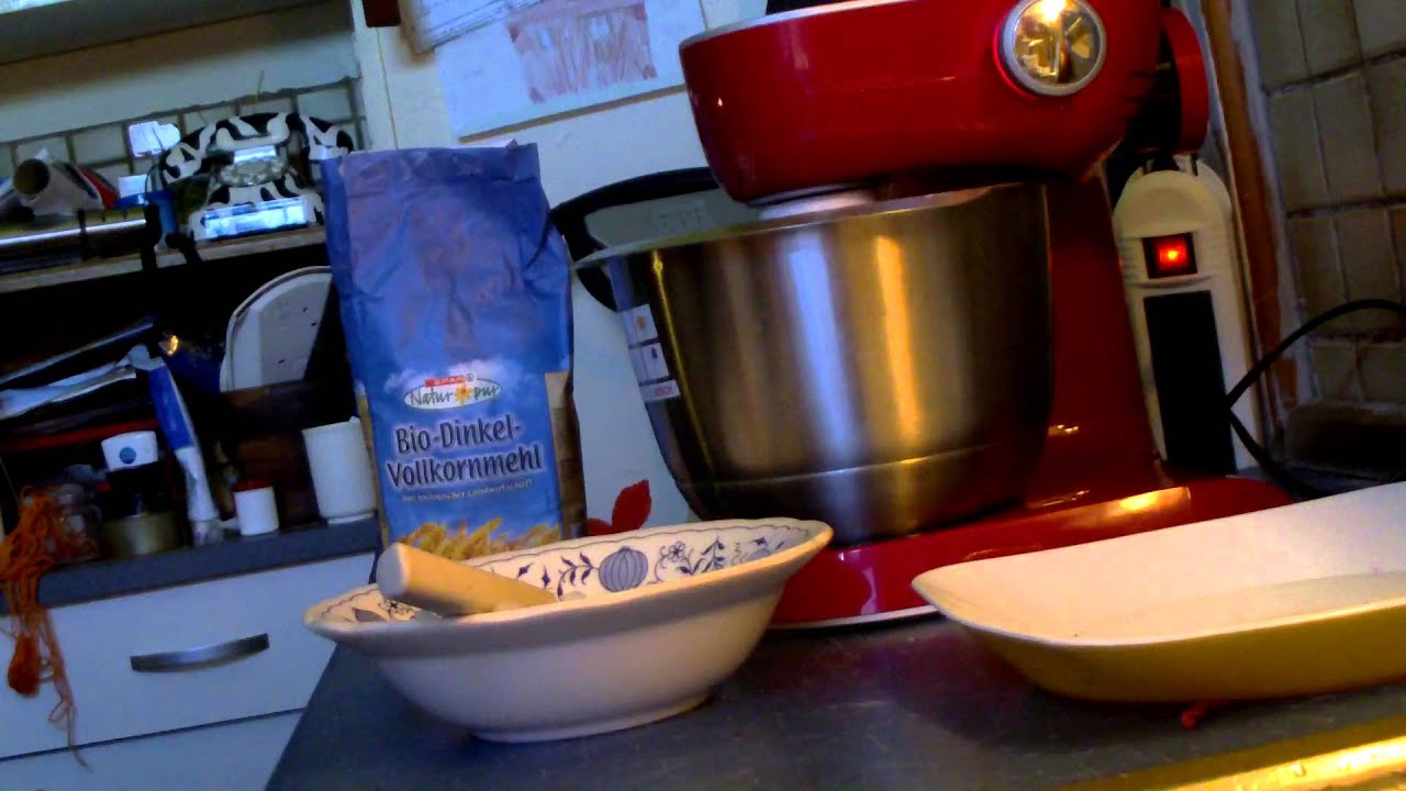 bosch mum 5 faschierte laibchen zubereitung - youtube
