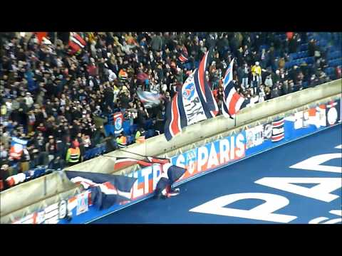 PSG vs Lille : l'ambiance du match [09/12/17]