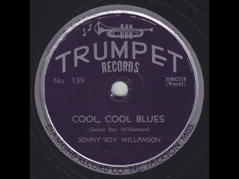sonny boy williamson cool cool blues