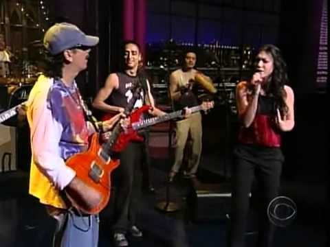 Santana & Michelle Branch  The Game Of Love