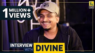 Divine Interview With Anupama Chopra | Gully Boy | Film Companion