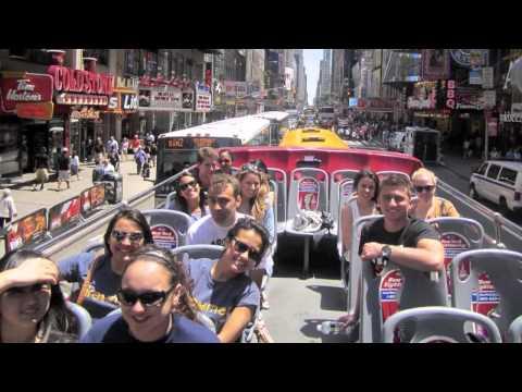 New York Summer Internships 2012 (Part 1)