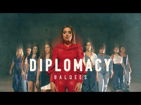 Balqees - Diplomacy (Official Music Video)   بلقيس - دبلوماسي