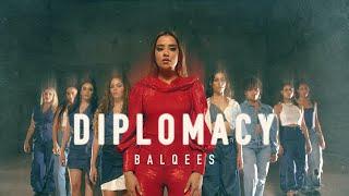 Balqees - Diplomacy (Official Music Video) | بلقيس - دبلوماسي
