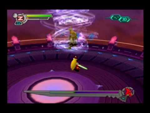 Mega Man X7's Boss Rush