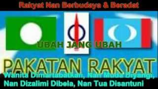 Lagu Pakatan Rakyat Negeri Sembilan