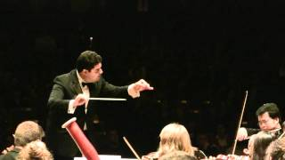 Dvorak - New World Symphony - 2nd Movement - Tito Muñoz/NEC Philharmonia Thumbnail
