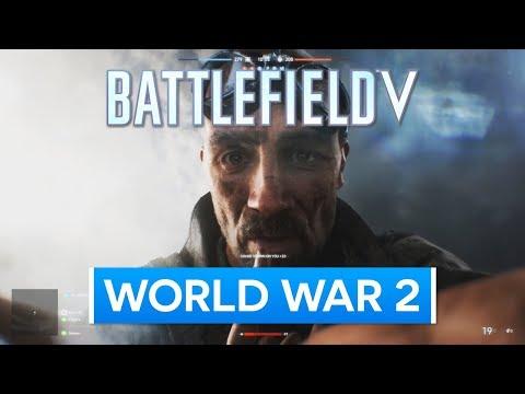 Battlefield V: World War 2 Setting durch neuen Teaser bestätigt! (Battlefield 5 Teaser Trailer)