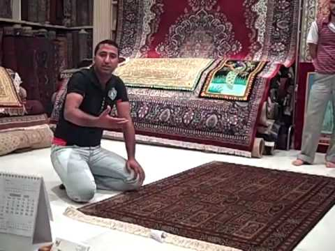 How to buy handcrafted carpets according to Mahad Doo & Sons, in Mumbai, India