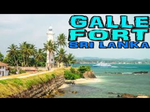 GALLE FORT - Sri Lanka (4K)