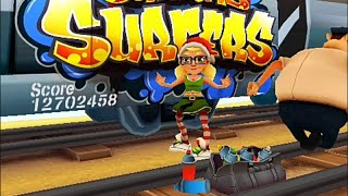 Subway Surfers: WTF is going on??? - Short Video