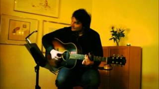 Jeff Tweedy(Wilco)-I Can't Keep From Talking(Acoustic) 3-3-07 Living Room Show