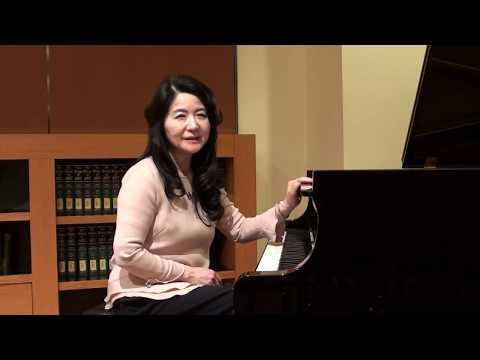 原田英代(ピアノ)ギリシャ・コルフ島 イオニア大学から'20.3/24 大阪公演に寄せて