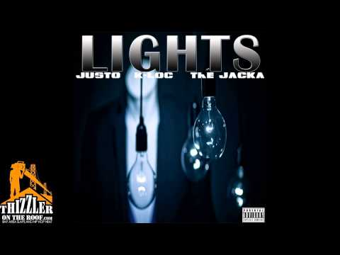 The Jacka x K-Loc x Justo - Lights [THIZZLER.COM EXCLUSIVE]