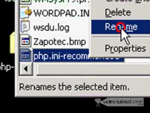 How To Install PHP5 On Windows 2003 With IIS6 Web Server