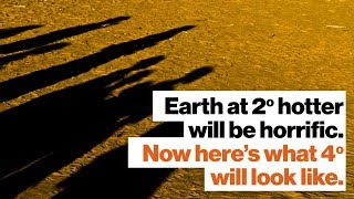 Earth at 2° hotter will be horrific. Now here's what 4° will look like. | David Wallace-Wells