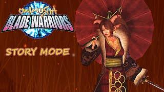 Onimusha Blade Warriors Story Mode With Jujudormah-Ran