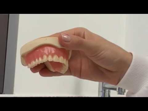 How to Apply Denture Adhesive or Denture Glue