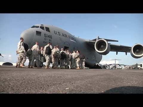 U.S.Army Pacific CCP HAST Deploys to Tonga