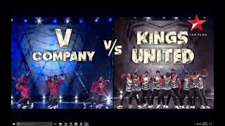 Dance Champions | Kings United vs V.Company
