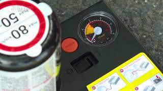 ResQ tire repair kit anti crevaison