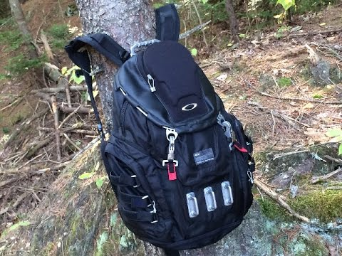 Oakley Kitchen Sink Backpack: LOAD IT UP! | Great for A Bug Out ...