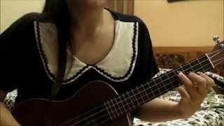 Mini Mel- Let it go Ukulele tutorial