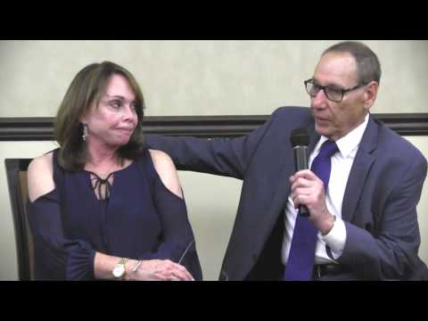 Mentoring The Next Generation In Fact-Based News (Arthur and Shirley Sotloff)