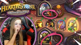 THIS GAME IS INSANELY CLOSE! FINAL TWO = 1HP vs. 2HP!! [Hearthstone: Battlegrounds]